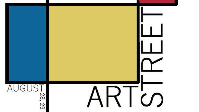 NWTC student Stephanie Ramponi designed the Artstreet 2015 logo.