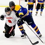 Both York County hockey teams skate to ties in CPIHL