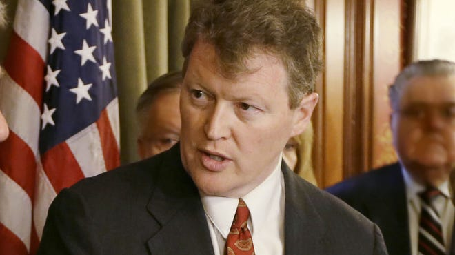 Pat Murphy won the Democratic nomination for Iowa's 1st Congressional District on Tuesday night.