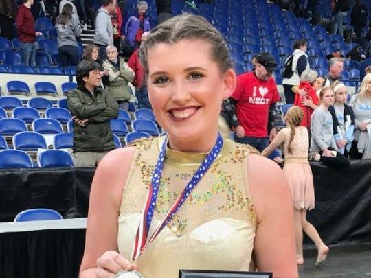 Roni Heagy, Stayton dance and drill team