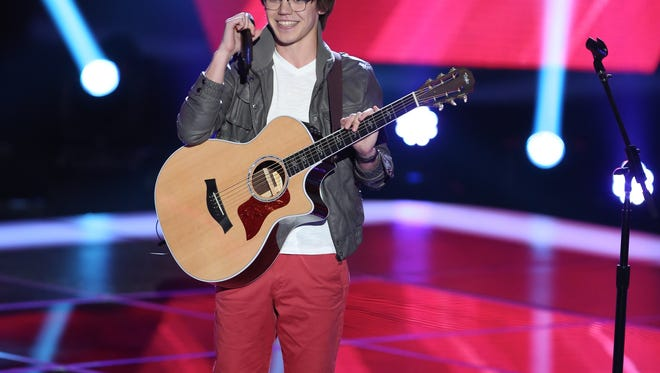 """""""Blind Auditions"""" with Mackenzie Bourg"""