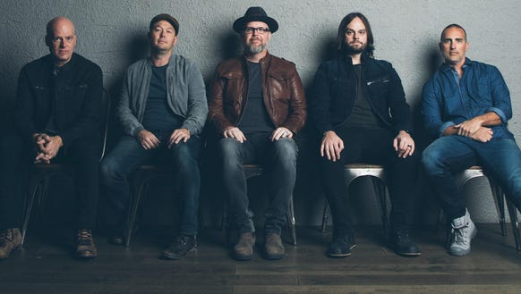 Christian pop/rock band MercyMe will perform at the Denny Sanford Premier Center in April.