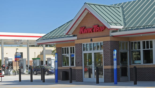 A new Kwik Trip is proposed in the 2800 block of Rib Mountain Drive.