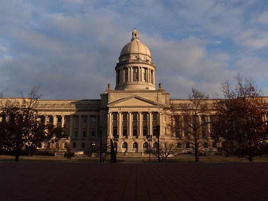 The 2019 regular session of the Kentucky General Assembly begins on Tuesday.