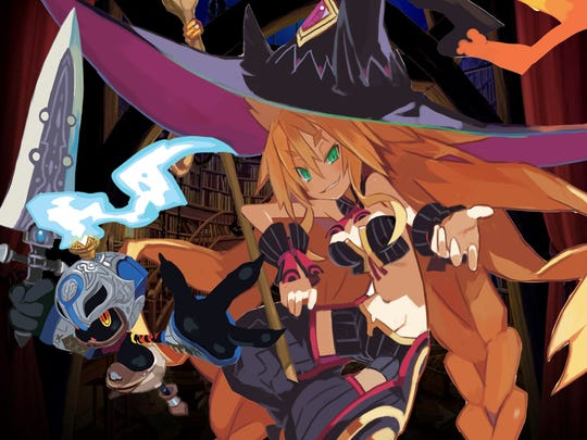 Potty-mouthed swamp witch Metallia uses the legendary Hundred Knight to get her dirty deeds done dirt cheap.