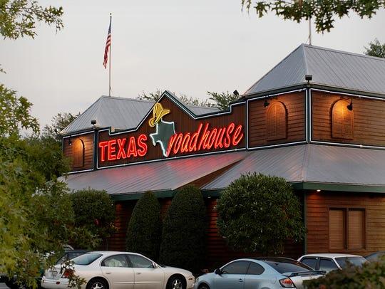 A Texas Roadhouse restaurant.