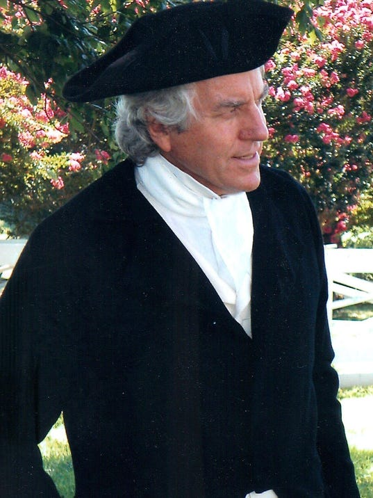Dennis Bigelow aka James Monroe