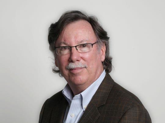 Detroit Free Press business columnist John Gallagher.