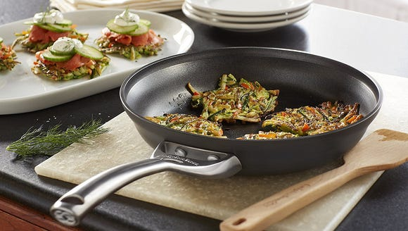 This pan blends all the best qualities of a nonstick