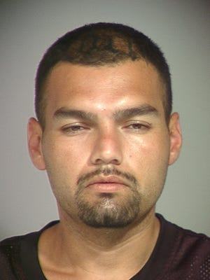 Andres Rodriguez, 32, of Oxnard, was sentenced Thursday to life in prison without parole after pleading guilty to the murder of a woman in Santa Paula in 2013.