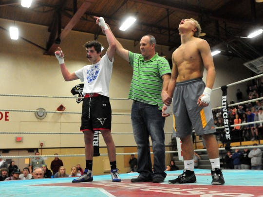 Great Falls boxing legend Todd Foster is once again bringing the Crosstown Rumble to his hometown. The boxing exhibition, featuring high school students from Great Falls with the former U.S. Olympic boxer Foster as the referee, is slated for April 12 at Paris Gibson Education Center.