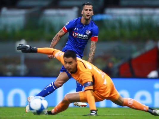 Cruz Azul v Toluca - Torneo Apertura 2018 Liga MX