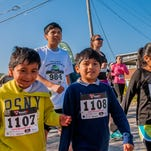 The Woodfin Elementary Read, wRite and Run 5K is one of many footraces this weekend across WNC.