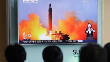 Pressure N. Korea to halt nuclear activity