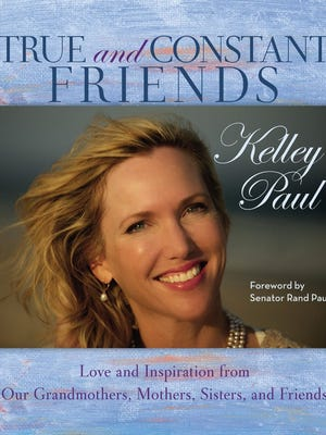 Cover for Kelley Paul's 2015 book.