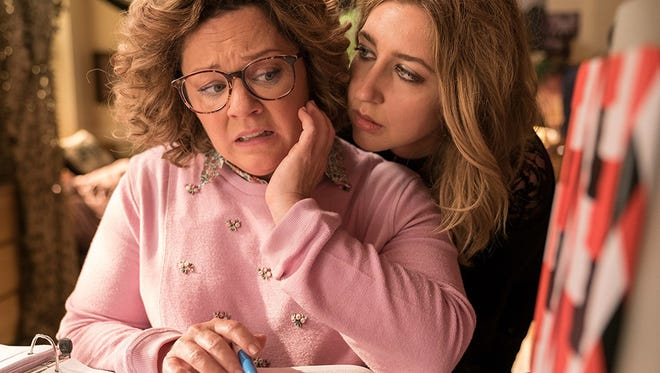 """Melissa McCarthy and Heidi Gardner in """"Life of the Party."""""""