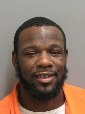 Keyon Timmons is charged with promoting prison contraband (drugs)