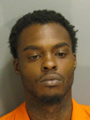 Raytavious Howard is charged with assault and robbery.