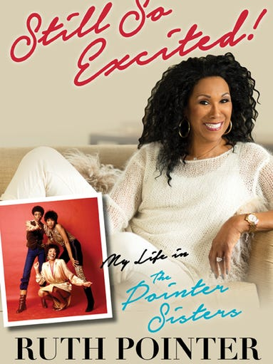 Ruth Pointer  The eldest member of the Pointer Sisters