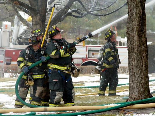 City of Poughkeepsie House Fire