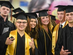 St. Cloud Tech graduation 2018