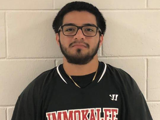 Moises Ramirez, Immokalee lacrosse