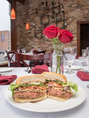An Impossible Burger is now on the menu at Skopelos at New World in downtown Pensacola. The meatless burger that bleeds is targeted at meat eaters.