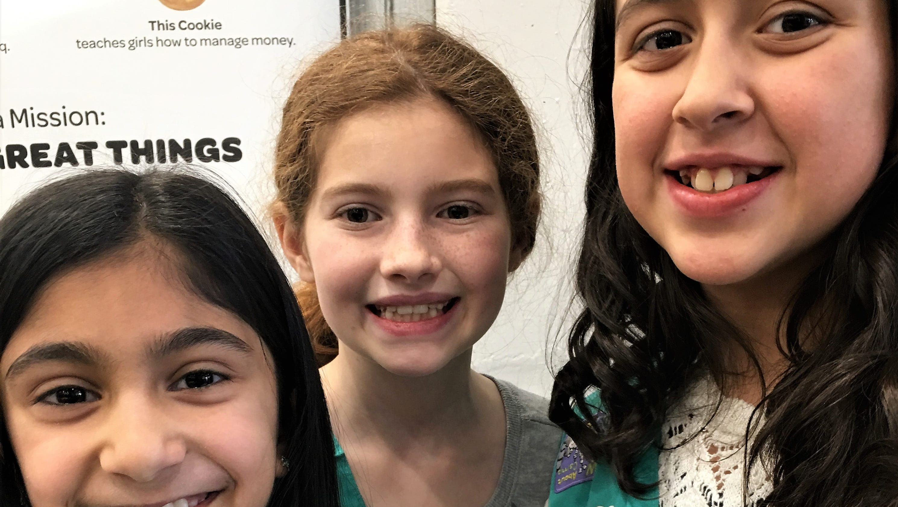 central jersey girl scouts celebrate 100th year of cookie
