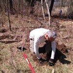 Jerry Apps: Tree planting at Roshara