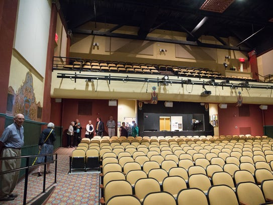 The city's new economic development department took over management of the Rio Grande Theatre — built in 1926 and considered the jewel of downtown Las Cruces — in what turned out to be a nasty, somewhat public divorce with the theater's former manager, the Doña Ana Arts Council.