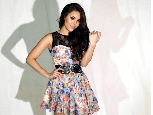 Danna Paola Rivera Munguía, mejor conocida por su nombre