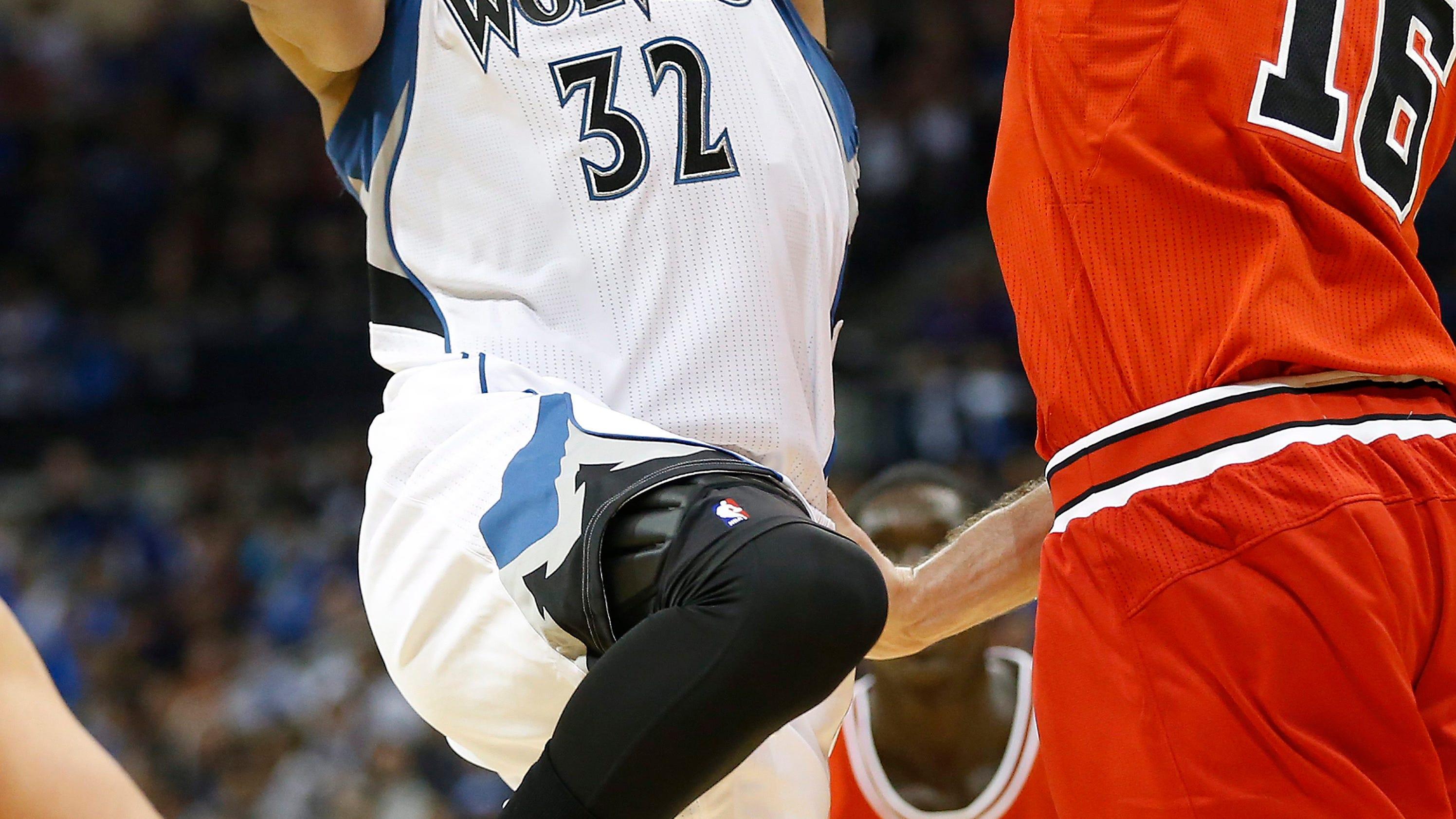 Bulls beat Timberwolves 114-105 in NBA preseason game