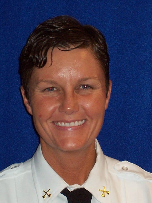 St. Lucie County Fire District Deputy Chief Marti Newport