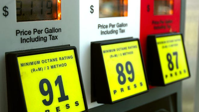 Gas prices in Arizona have risen to 2017 highs, according to AAA.
