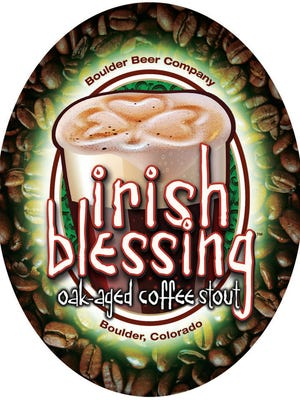 Boulder Beer Co.'s Irish Blessing