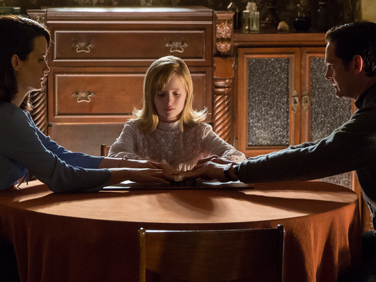 "The superior prequel to ""Ouija"" sets its frights in"