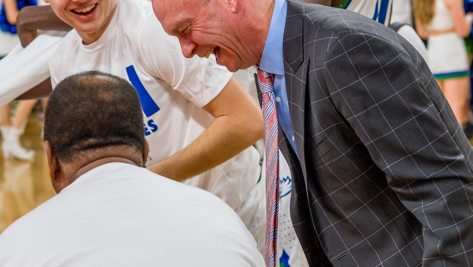 Fourth-year FGCU coach Joe Dooley apparently is on