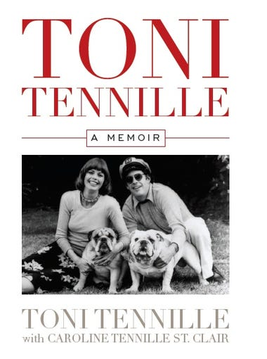 Singer Toni Tennille recounts her marriage and career