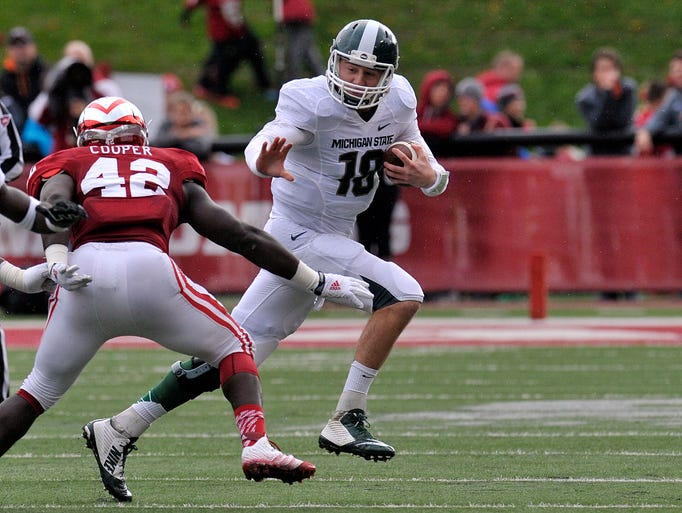 By Matt Charboneau of The Detroit News / Connor Cook: