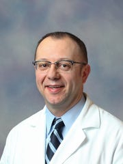 Dr. James Shamiyeh, University of Tennessee Medical