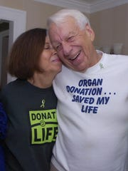 Jerry Berkesch with wife Nancy have lived in Farmington