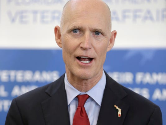 Florida Governor Scott
