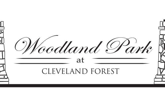 A 22-home subdivision is going up behind Cleveland Park.