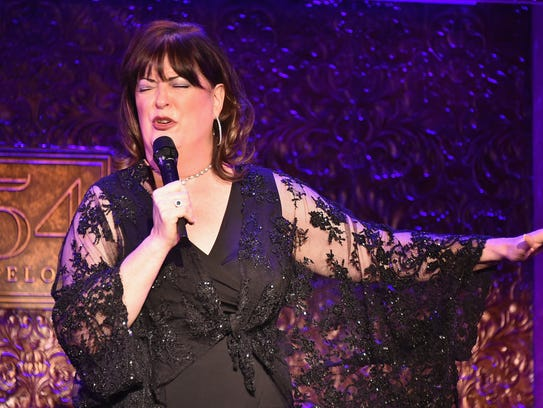 """You don't get your gay card unless you know 'Sibling Revelry,' "" Ann Hampton Callaway sometimes will joke on stage."