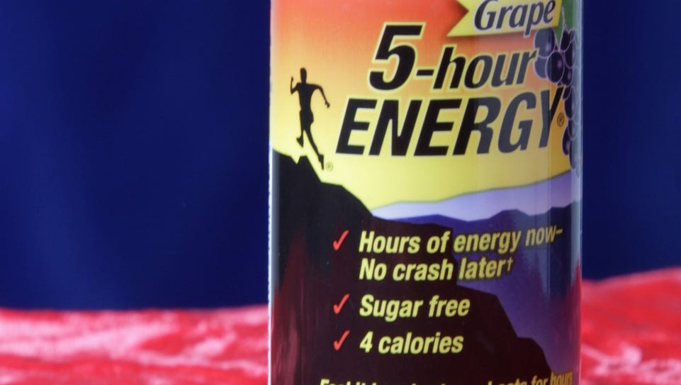 Five-Hour Energy is a Michigan-based company.
