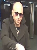Toms River police say this man seen in this surveillance photo is Angelo Grenci of Berkeley.