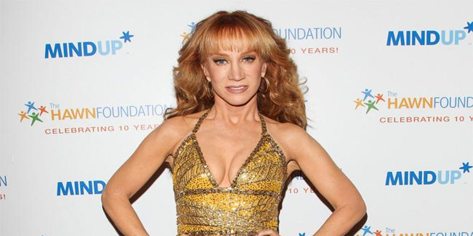 Ana Maria Polvorosa Hot source: kathy griffin upset with melissa rivers over 'fashion'