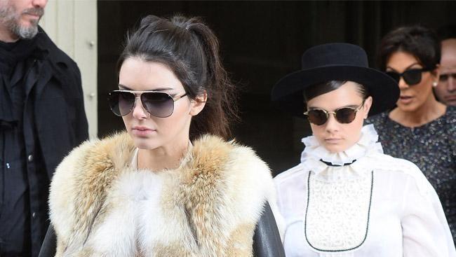 Kendall and Cara