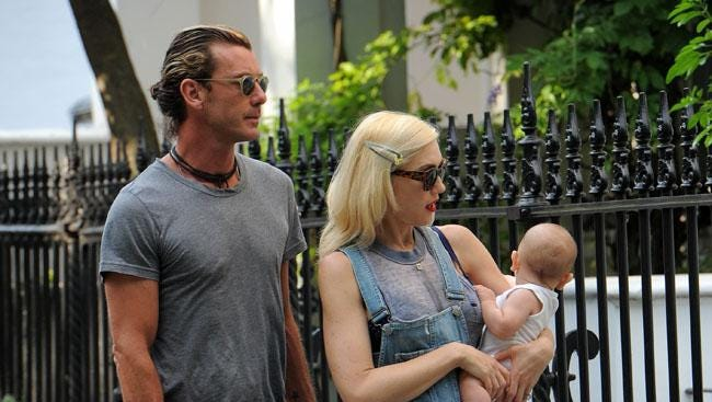 Gavin Rossdale and Gwen Stefani are divorcing after 13 years of marriage.
