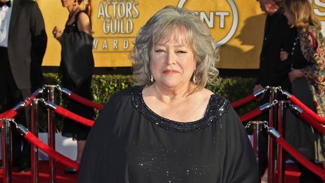 Kathy Bates.